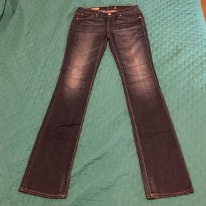 AG Adriano Goldschmied Slim Bootcut Jeans Size 26R